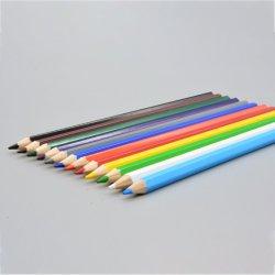 Лидер продаж среди сертифицированных глянцевая сглаживание шестигранной головки на 7 дюйма 12 ПК мягкий ведет в пальчикового типа цвета ножкой зуба бумаги .