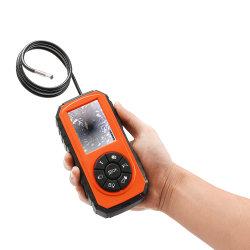 """特許を取られた製品5.5mm Palmscope小型のVideoscope: 3 """" TFT 720p HDの1mのカメラのプローブが付いているビデオBorescope点検カメラは記憶のための言い分の中で巻いた"""