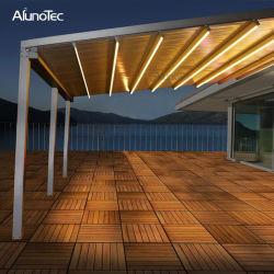 [لوو بريس] شرفة يغطّي سقف [سون] تظليل ظلة سقف لأنّ سيّارة تظليل