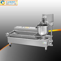Mini machine automatique de fabricant de beignets à gaz commerciale et électrique