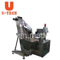 Revestimiento de la tapa automática Máquina de corte y alimentación