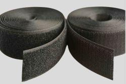 Hot Sale Bande Velcro fixation colorés personnalisé 100% Nylon auto-adhésif de crochet et boucle avec un bon prix