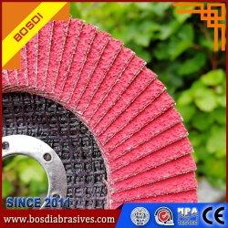 Metallo della rotella della falda del disco Cr/a/Za/C 100-180mm della falda/saldatura stridente/acciaio inossidabile/ferro/acciaio/pietra/polacco di legno