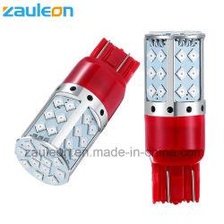 Super LED brilhantes T20 7443 W21/5W Carro Estacionamento Stop LED de luz da lâmpada Auto Reverse
