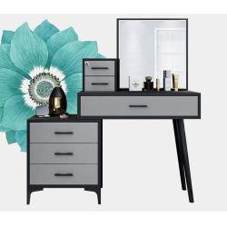 Серый Трюмо лампы роскошные современные высокопроизводительные спальня современном минималистском шкаф для хранения интегрированных Трюмо 0020