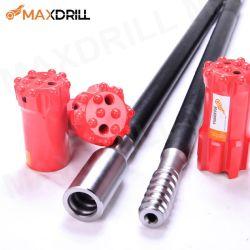 T38 3pies (915mm) la varilla de perforación de extensión