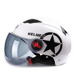 4季節のユニバーサル半分の表面夏の日焼け止めのオートバイのヘルメットの自転車の開いた表面半分のヘルメットの電気自動車の安全ヘルメット