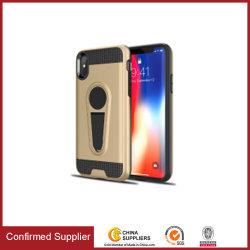 La conception d'armure protecteur hybride résistant aux chocs cas Téléphone Mobile pour iPhone de protection