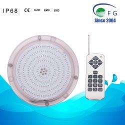 16 Couleurs ModèleMini 10W 12W 18W rempli de résine AC12V IP68 Piscine lumière à LED