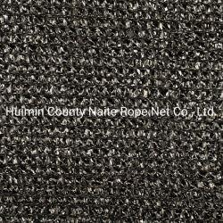 El 50%-90% filamento cintas tejidas Raschel sombra UV Net con borde reforzado