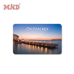 Scheda chiave per hotel con codifica RFID HF/ULC/EV1/F08 riscrivibile per chiusura sportello Programmabile