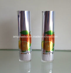 Tubo de Embalagem Cosméticos Alumínio Shinning