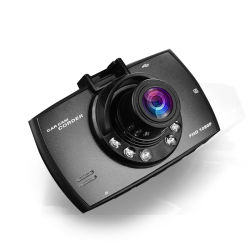 De hete Nok van het Streepje van Producten 1080P Goedkope met LEIDENE Lichten voor het Registreertoestel van de Camera van de Auto van de Visie van de Nacht