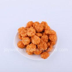 Sabor barbacoa arroz frito crujientes galletas fabricante de embalaje a granel