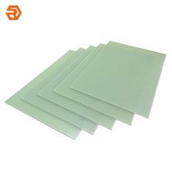 Matériau isolant en fibre de verre de résine époxy G10/FR4/la plaque de stratifié feuille