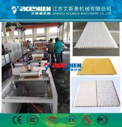 Panel del techo de PVC de Plástico / Perfil haciendo de la máquina de extrusión