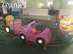 子供の楽園の運動場の子供の乗車のためのトレインのEparkのテーマパークの商業電気乗車