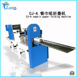 Automatische Farben-Drucken-prägenserviette-Serviette-Seidenpapier-faltende Maschine mit großer Geschwindigkeit