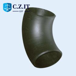 溶接される工場Bw API A234 Wpb Nace ASTM A860 Wphy 60 Wphy 70の管付属品のバットBwか溶接の炭素鋼の管の肘90度の鋼鉄肘