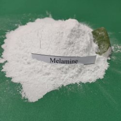 El polvo de cristal de melamina CAS 108-78-1 con el proveedor de China de grado industrial