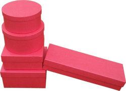 컬러풀한 맞춤형 선물 박스 인쇄 서비스