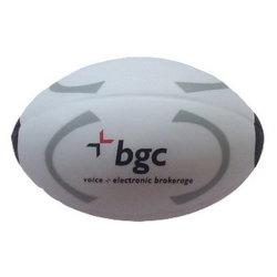 [بو] [رغبي] كرة مضادّة مع شعار يطبع ([بو] - 9909) ، [بو] لعب ، تشجيعّة هبة كرة