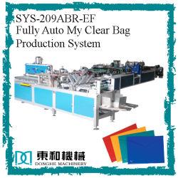 Entièrement automatique Système de Production de mon sac de claire