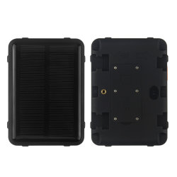 Waterbestendige Animal GPS Tracker GSM Quad-Band Real-Time Tracking
