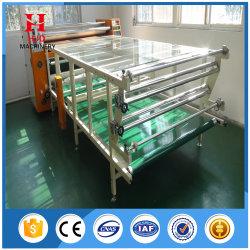 Roulis pour rouler la machine d'impression de rouleau de transfert thermique de sublimation pour des tissus de polyester