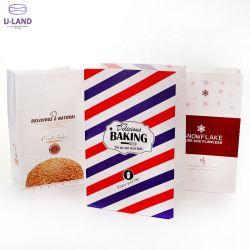 Esclusiva borsa di carta per il cibo Sos Kraft Fancy Style Stampato