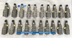 Rexroth Hydraulikpumpe-Teile A10vso140 Druckregelung-des Ventils des Dr.-Original