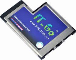 2 USB3.0 portuários expressam o cartão construído no projeto