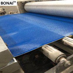 Excellent espagnol anticorrosion petite vague ASA PVC en plastique de la résine synthétique tuile de toit