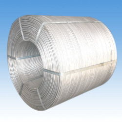 De Draad van het aluminium