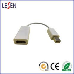 Displayportケーブル、HDMIの女性へのDisplayportの小型男性