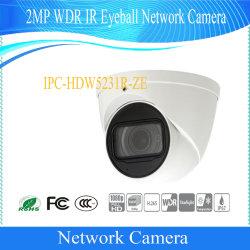 Dahua 2MP Ipcの機密保護CCTVのカメラの製造者WDR IRの眼球ネットワーク屋外の防水監視のデジタルビデオ・カメラ(IPC-HDW5231R-ZE)