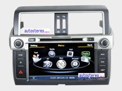 Car DVD Player for Toyota Land Cruiser Prado