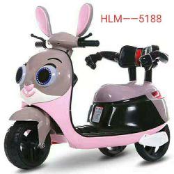 Holt a venda de brinquedos a crianças de energia da bateria 3 Motociclo Eléctrico Roda Bike/preço barato Electric Kids Motos Cem-06