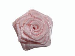 Ручная работа атласная лента букет роз для свадьбы