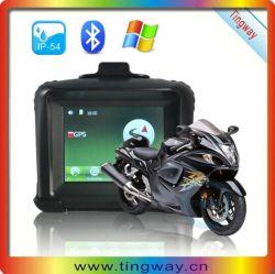 Alibaba Chine Tingway fournisseur LCD TFT 3,5 pouces étanche GPS étanche pour les motocyclettes