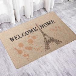 Hot-Sell confortable porte de cuisine jeu de tapis antidérapant avec une haute qualité d'eau et l'absorption d'huile