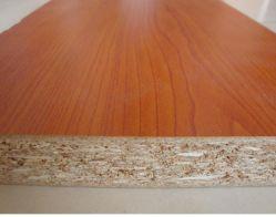 全厚木材グレインメラミン表面仕上げパーティクルボード / チップボード
