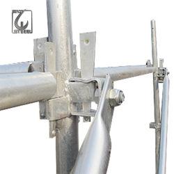 Armatura di saldatura piena di Kwikstage di prezzi dei materiali da costruzione del metallo