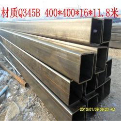 Large DiameterとしてQ345b Square Steel Pipe