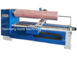 Caixa de tecido Non-Woven Cortador de fatiar Rompimento da máquina a máquina