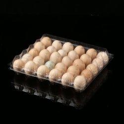 30의 구멍 계란 포장 조가비로 포장하는 애완 동물 투명한 계란