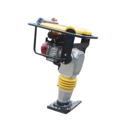 Hcr110ガソリン充填のランマーの価格5.5HPの振動のランマーのコンパクター