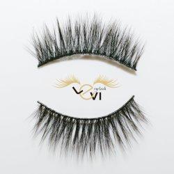 Мода 3D-шелк волос ложных ресниц салон красоты заводская цена продукта