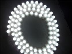 LED-Birnen-weißen Punkt LED anpassen