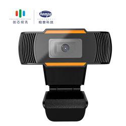 Webcam Full HD 1080P de l'enregistrement de conversation vidéo